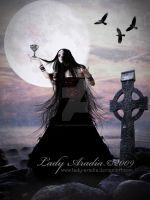 Darkness in my Soul by Lady-ArAdiA