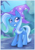 Trixie Smile by GSphere