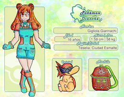 PD: Gigliola [Trainer] by hunterkerry