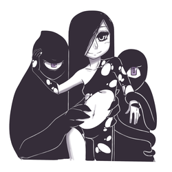 Thersa and her Cronies by Leemak