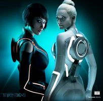 Tron -Choose Your Program 3 by TheSnowman10