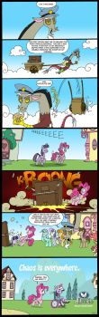 Chaos is Everywhere by jbwarner86