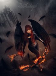 Army of Angels: Death Angel by urbania13