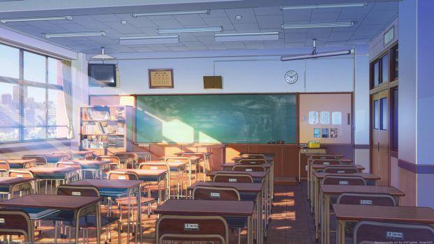 Classroom by arsenixc
