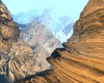 Montains by Chanur18