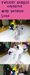 Princess Twilight Sparkle More detailed looks by Kardien