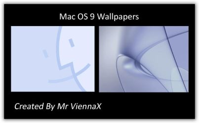 Mac OS Classic Wallpapers by Mr-Vienna-X
