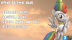[DL] Super Rainbow Dash by MythicSpeed