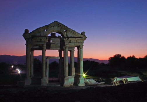 temple of aphrodisias by techangel