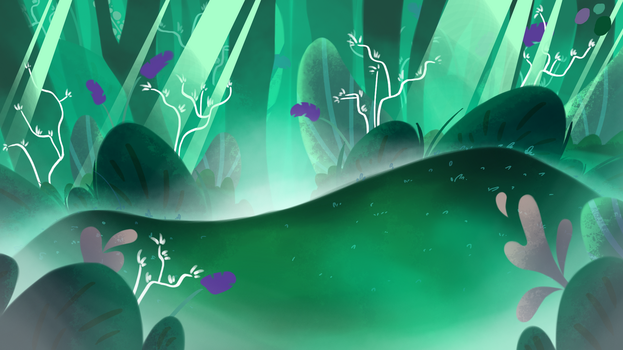 Background Concept #1 by Kazonak