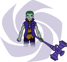Indigo Tribe Joker by CodeAndReload