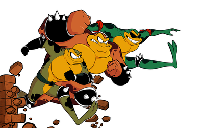 Battletoads by FreakingArG