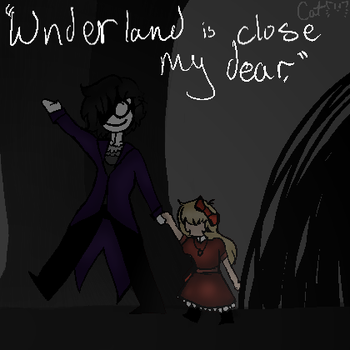 Welcome To Wunderland by AsAFuzzyCat