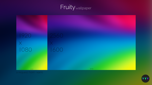 Fruity Wallpaper Pack by Tecior