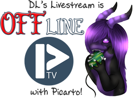 Picarto Livestreaming - OFF-line ! by Drache-Lehre