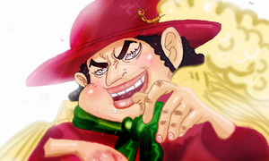 One Piece Chapter 868  KX Launcher by Amanomoon