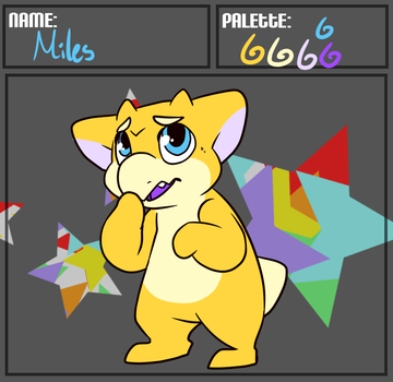 App- Miles by Shady-Raichu