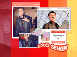 EXO SEHUN / PHOTOPACK by KoreanGallery