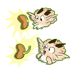 Beans!!!!!!! by BambooGecko