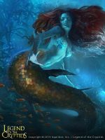 The Mermaid by Nastasja007