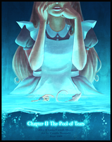 Alice ChII The Pool of Tears by kanmi