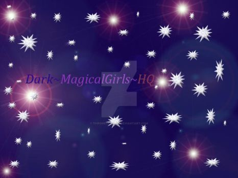 Dark-MagicalGirls-HQ Icon by Throneofsouls