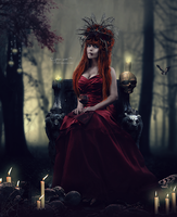 Queen of the night by Jeni-Sue