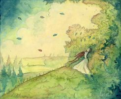 Songs to the Wind by shadowgirl