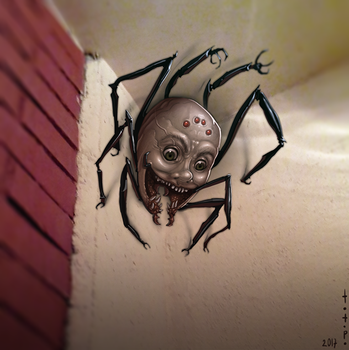 creep by TOTOPO