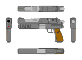 Snatcher - Junkers' Blaster, revision. by ImJustADeviant