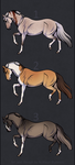 Point/USD Adoptables [1/3 Open] by Nukinit