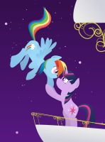 Fly with me tonight by lostzilla