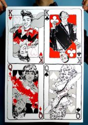 King of Hearts by berylsays