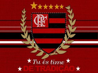 Flamengo embroidery by luanbest