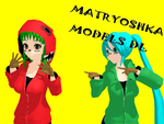 MMD Matryoshka models DL by madelinemaryann