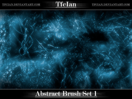 Abstract Brush Set 1 by tfcian