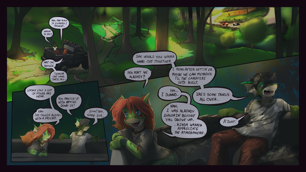 Page 11 - Not Far Off by Noben