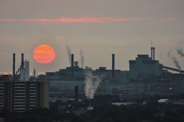 lb1-187 industrial sunrise by bstocked