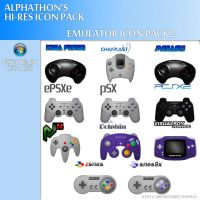 Emulators Pack 2 by Alphathon