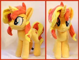 Sunset Shimmer by The-PlushAholic