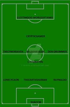 FIFA XI by Cryptic-91