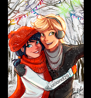 Miraculous Ladybug by Luciand29