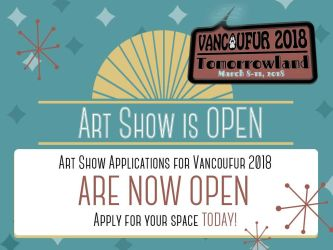 Art Show Applications are OPEN! by Vancoufur