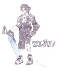 Tidus by ebil-satanic-chicken. by finalfantasyfan