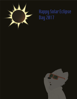 Solar Eclipse Day 2017 by Vulpes-lagopus21