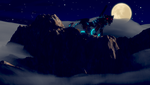 howler project: full moon scene by Naevio