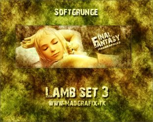 Lamb Set 3 by L4mb