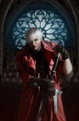 Devil May Cry by matthewmcentire