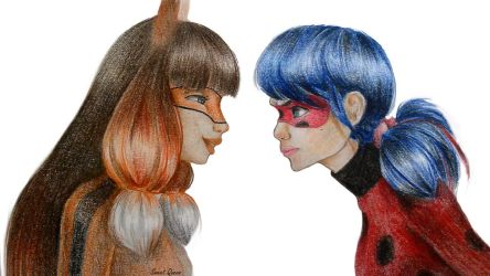 Miraculous LadyBug by Sweet-Queen