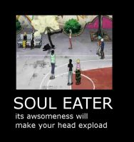 Soul Eater by bloodtrinitypulse